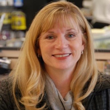 Kathy Acton Secretary/Treasurer