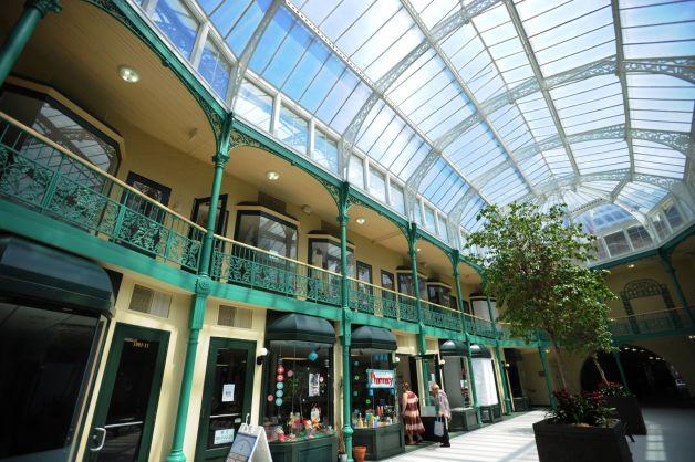 Bridgeport Arcade Mall - Downtown