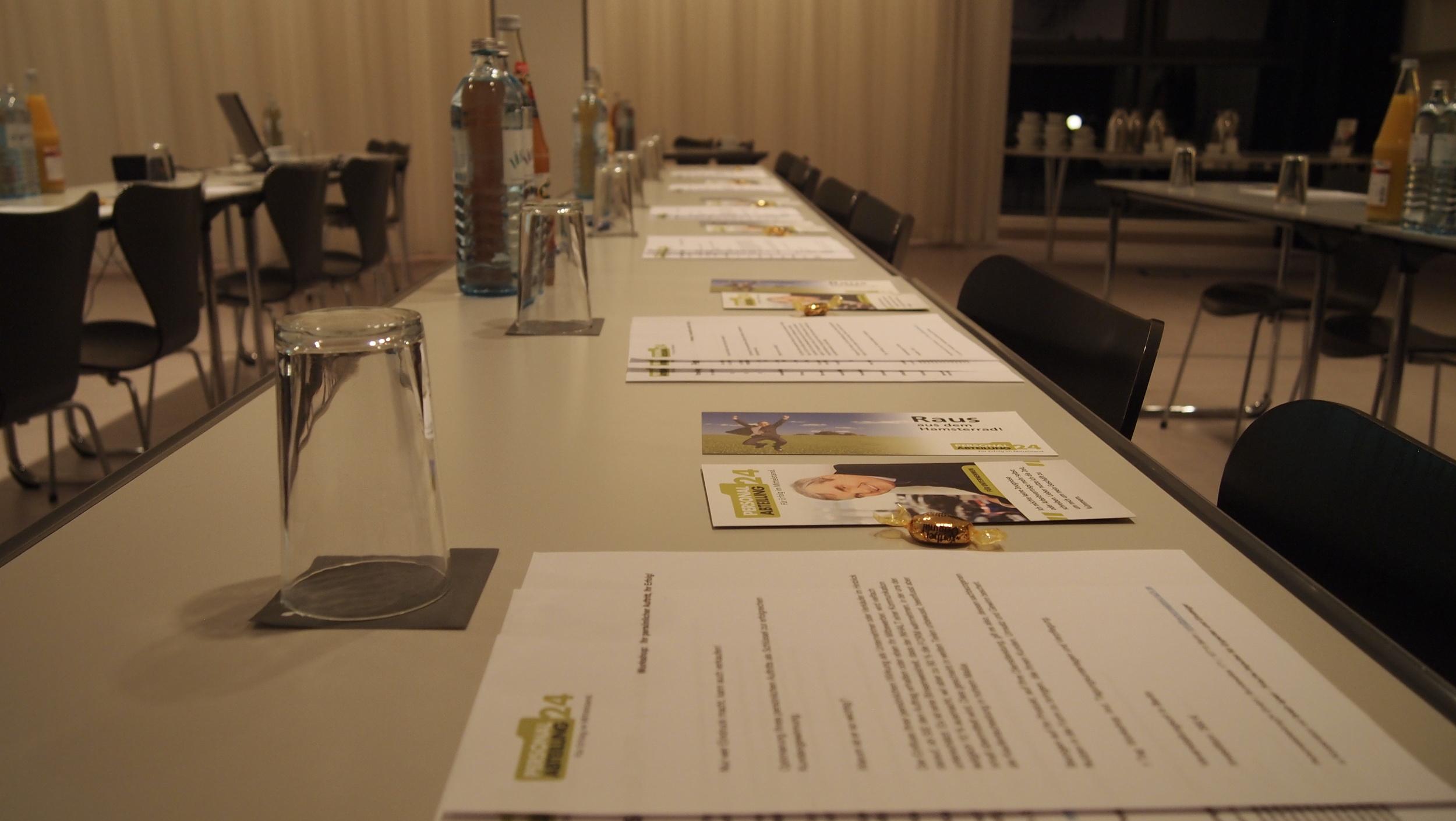 Eventmarketing für Personalabteilung24