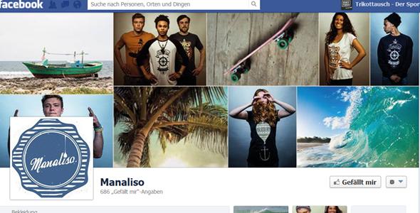 Social-Media-Marketing für Manaliso