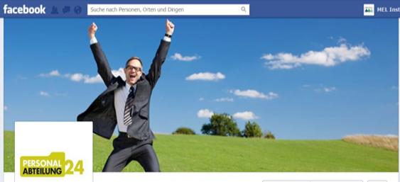 Social-Media-Marketing für Personalabteilung24