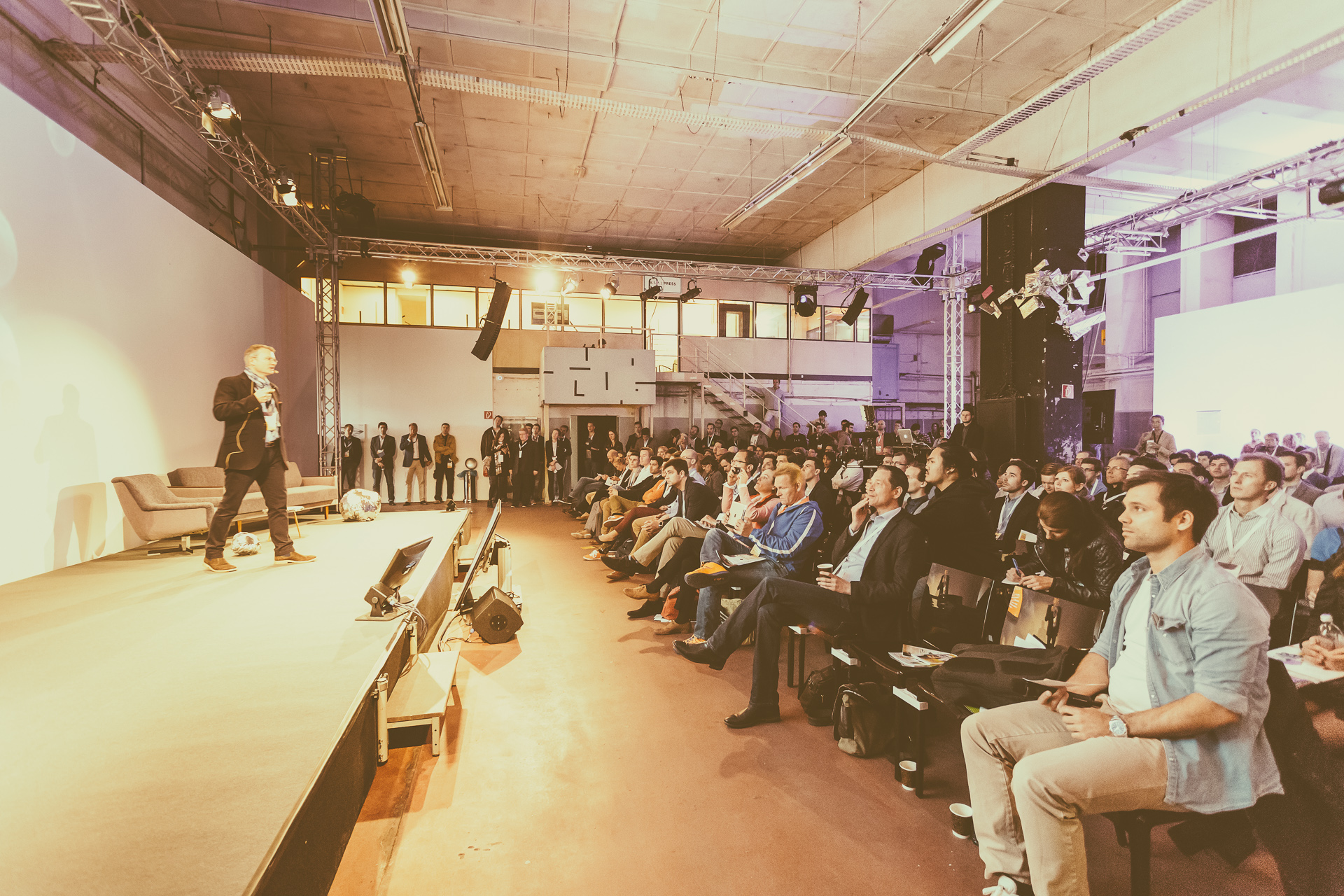 Eventorganisation | HEUREKA Conference by Gründerszene | 750 internationale Gäste