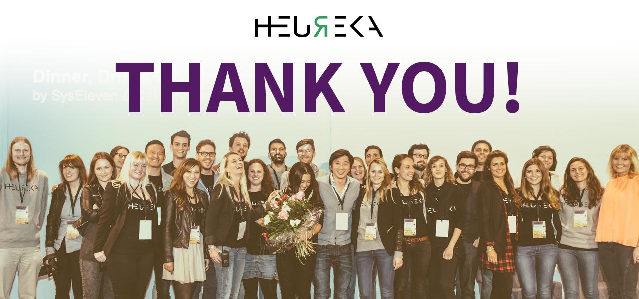 Eventorganisation | HEUREKA Conference 2014 | 750 internationale Gäste | by Gründerszene