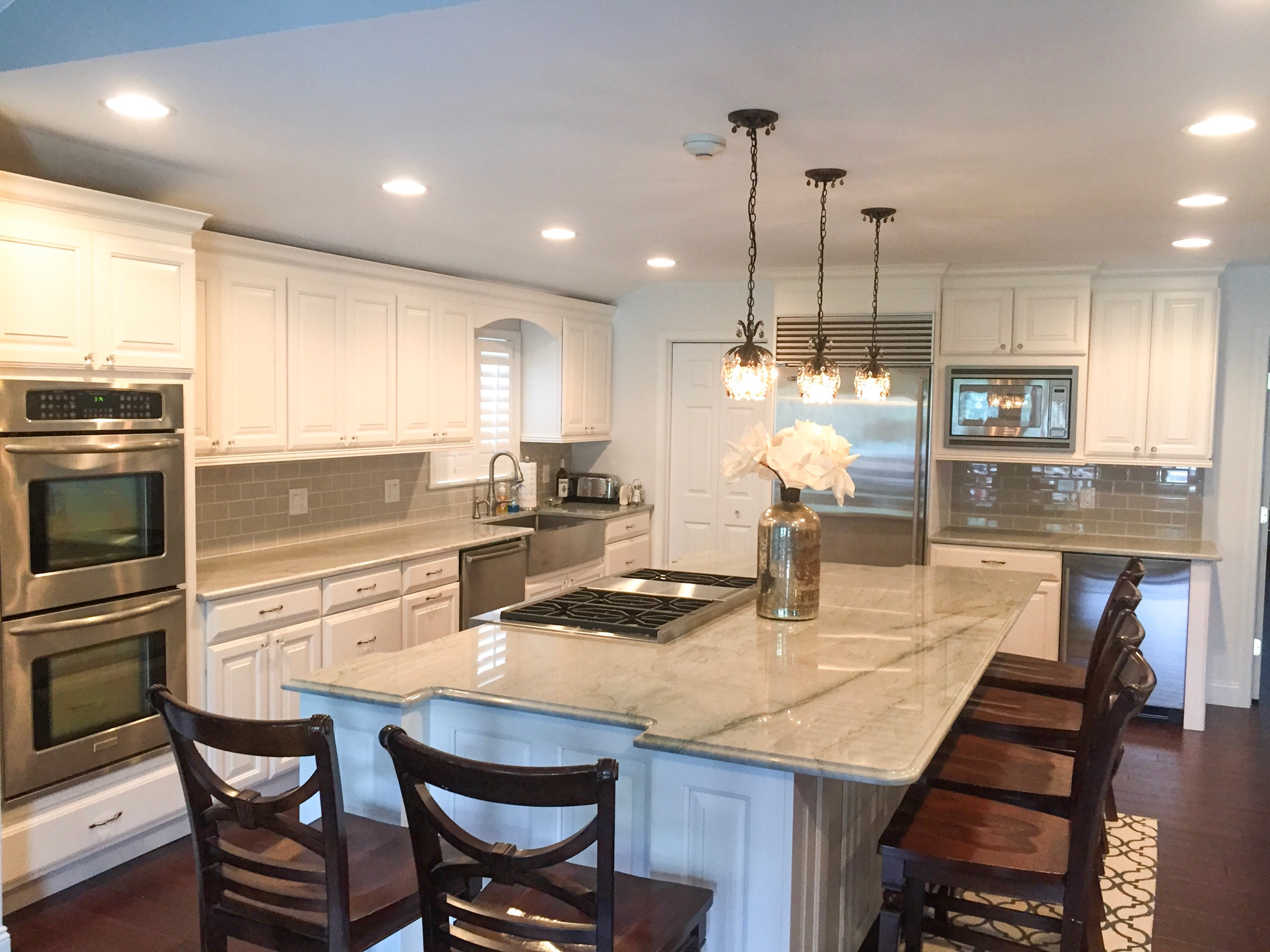 6 Reasons You Should Paint Your Kitchen Cabinets Cabinet Painting Kitchen Remodeling Scranton Pa