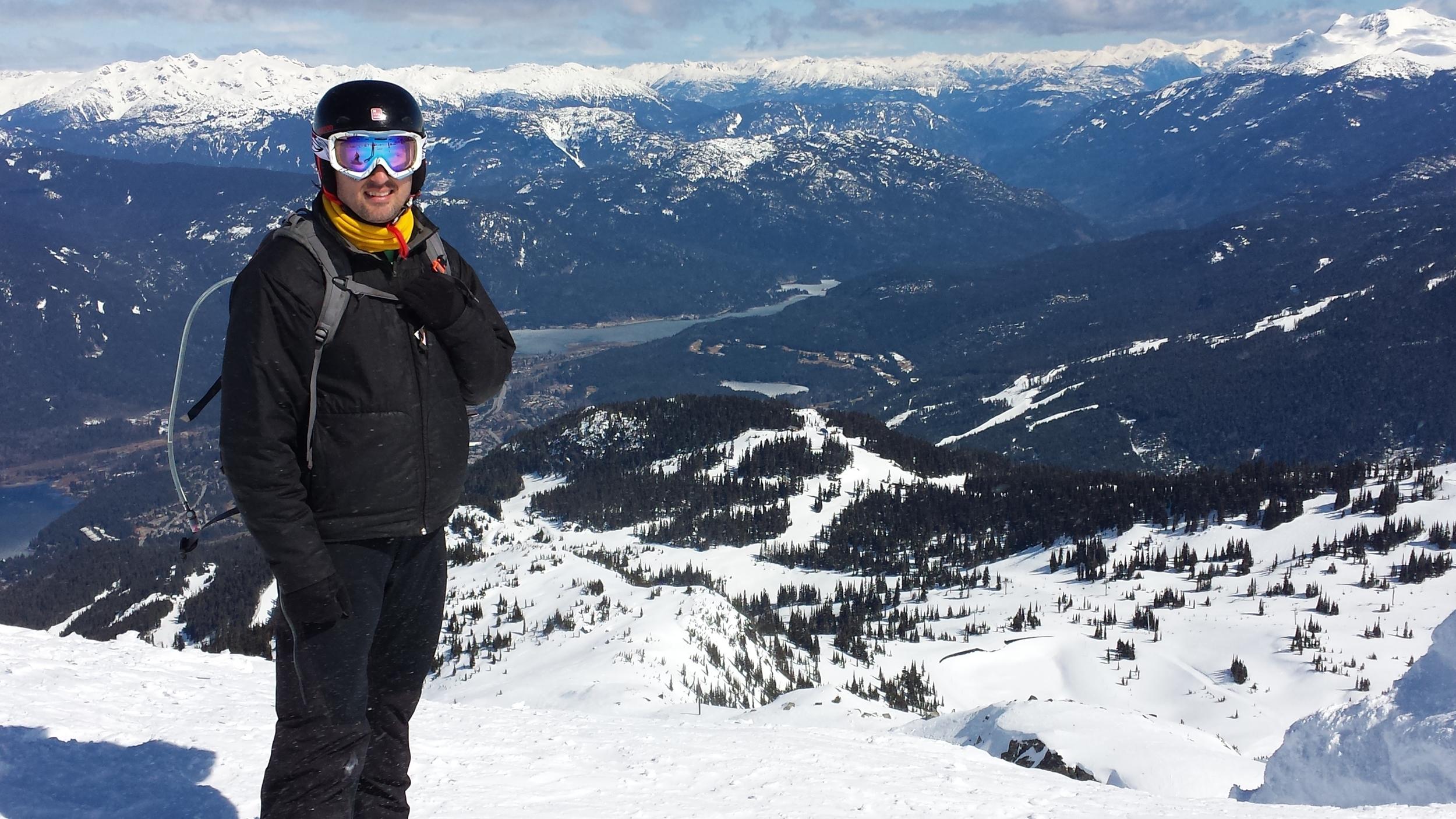 Peak Lookout - Whistler, BC