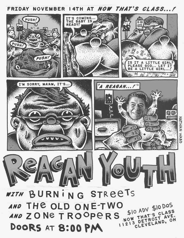 Reagan Youth Now That's Class