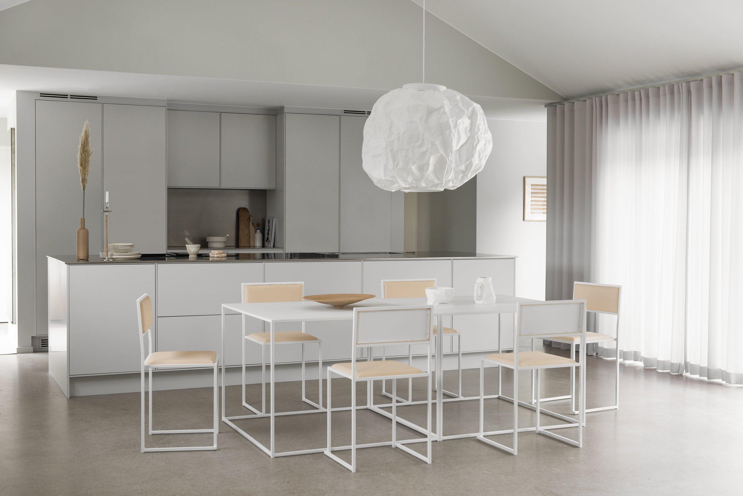 Swedish Ultra Minimalism Design Of