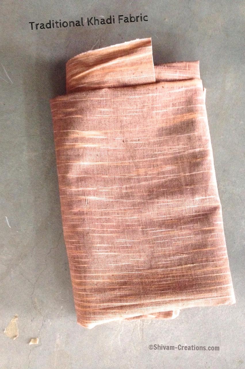 Traditional Khadi Fabric