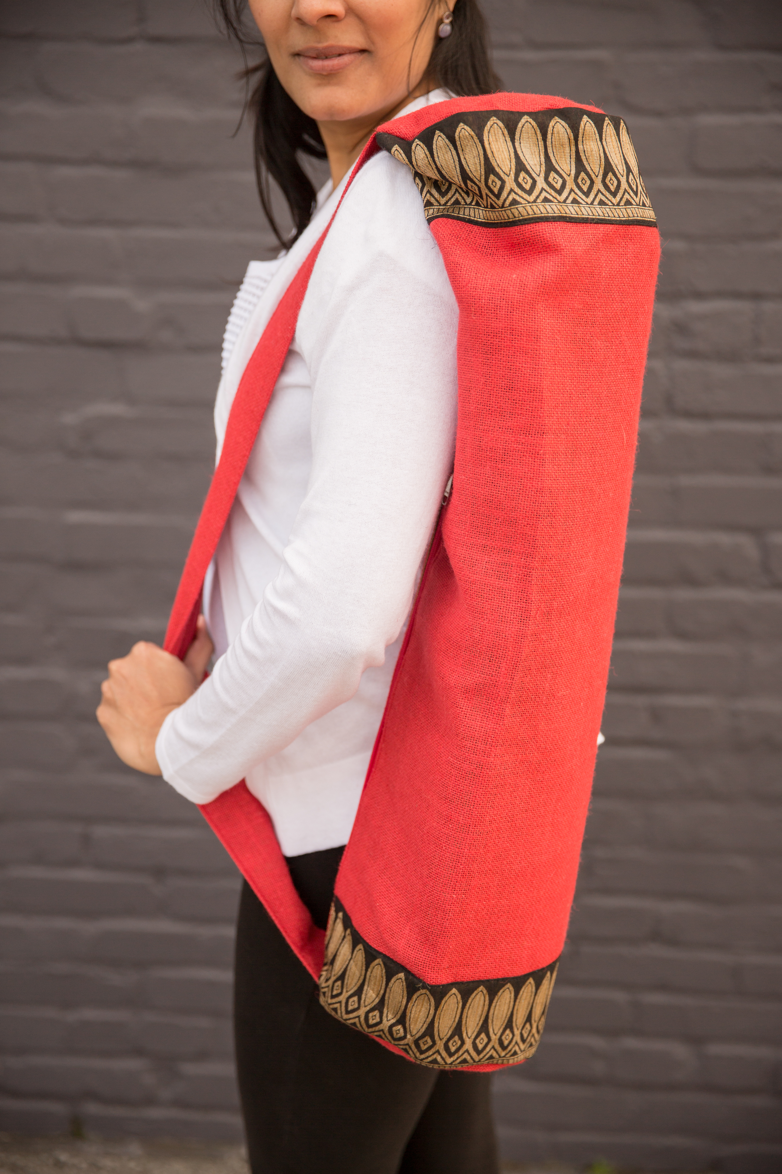 Yoga Mat Bag by Shivam Creations