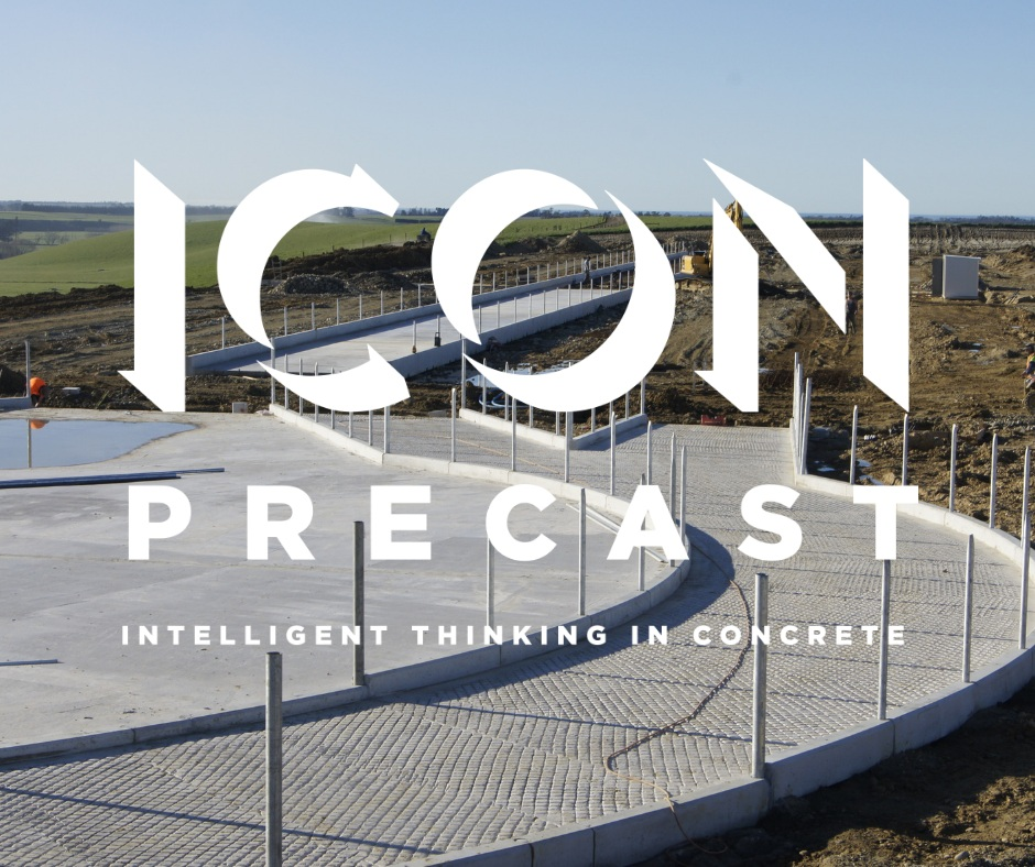 > For intelligent thinking in precast concrete