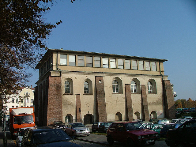 The New Synagogue, Rzeszow