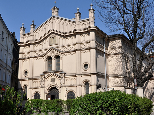 The Temple Synagogue, Krakow