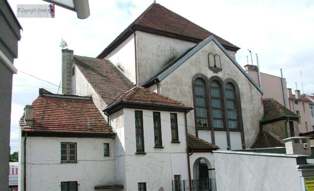 The New Synagogue, Gdansk