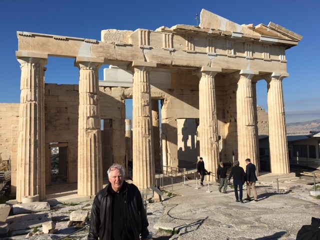 The Acropolis is full of amazing sites.