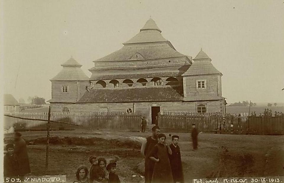 Śniadowo synagogue