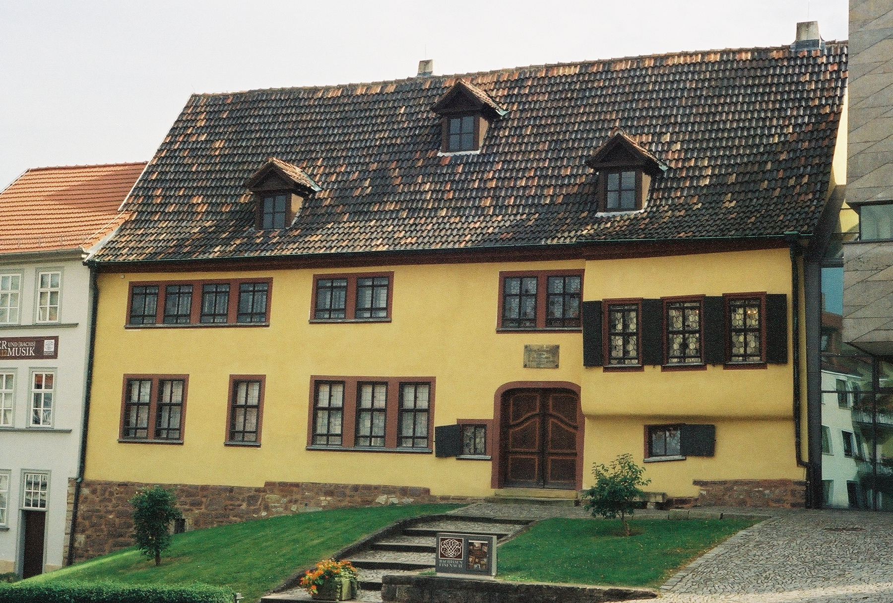 Bacchaus (The Composer Bach's House)