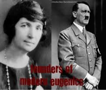 Margaret Sanger and her racist, eugenicist counterpart