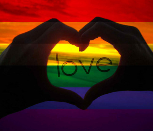 The deception of gay love vs. lust. Newsflash: They're both lust!