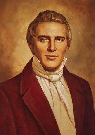 The Founder of Mormonism, Joseph Smith
