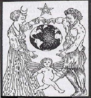 Semiramis (Ashtoreth), Tammuz (Baal Reborn) & Nimrod (Baal)