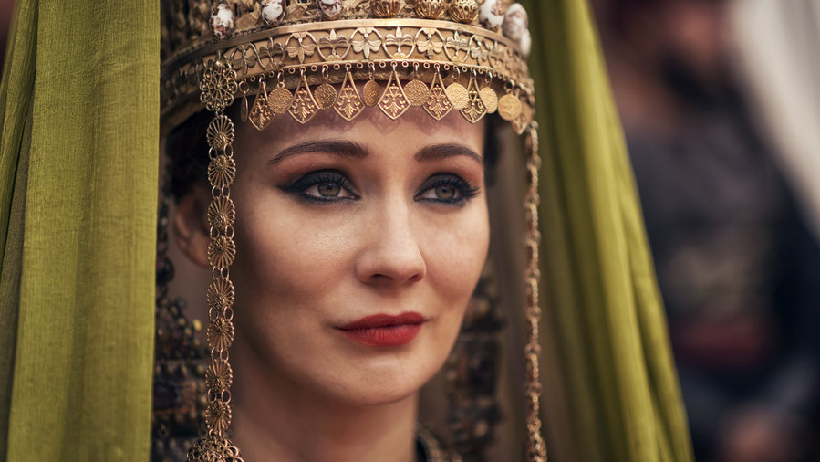 Herodias, the wife of Herod Antipas.