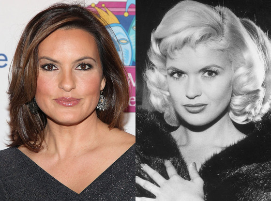 Mariska Hargitay, the star of  Law & Order: SVU (Special Victim's Unit)  is the daughter and spitting image of her mother and famed Satanist, Jayne Mansfield..