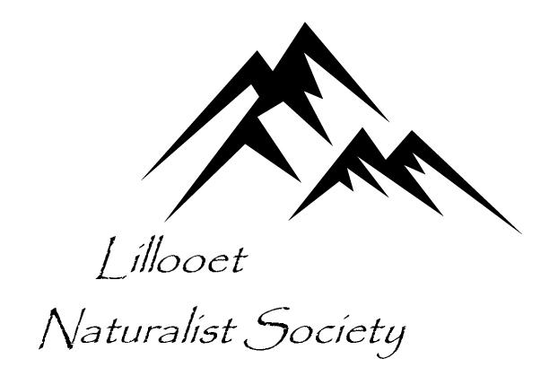 Lillooet Naturalist Society