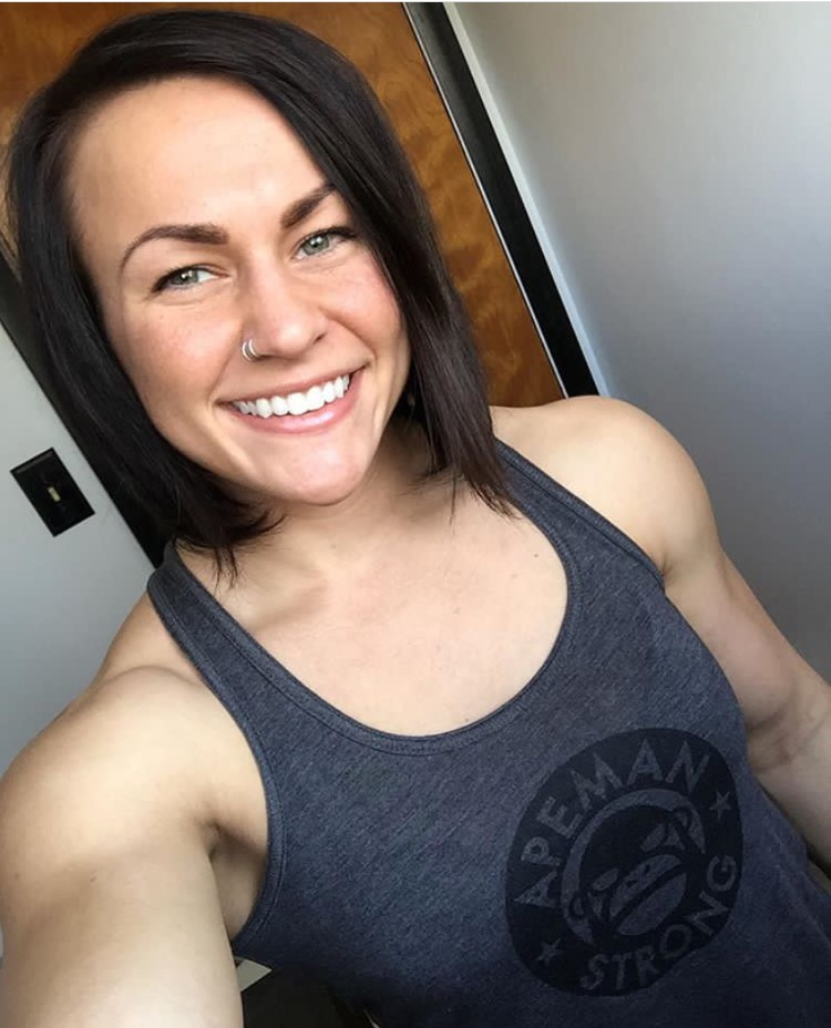 JANEL VEGTER -  Film on Janel    4th Ranked All Time Powerlifter at 132 Pounds