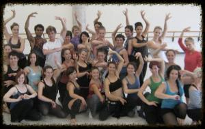 Workshop for Centre for the Arts and the Tertiary Dance Council