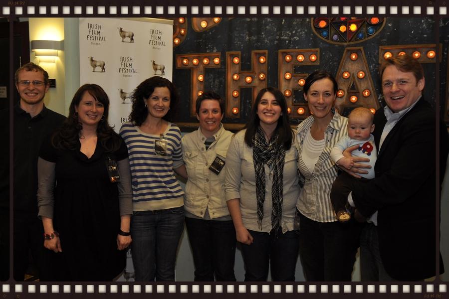 2010 Festival crew, volunteers & friends