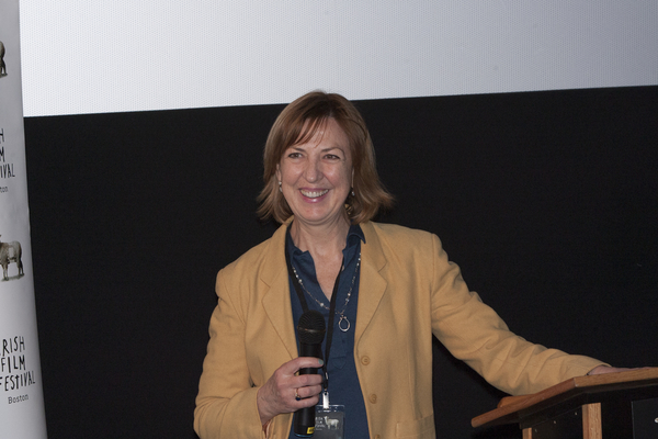 Barbara McGovern, Irish Film Festival, Boston