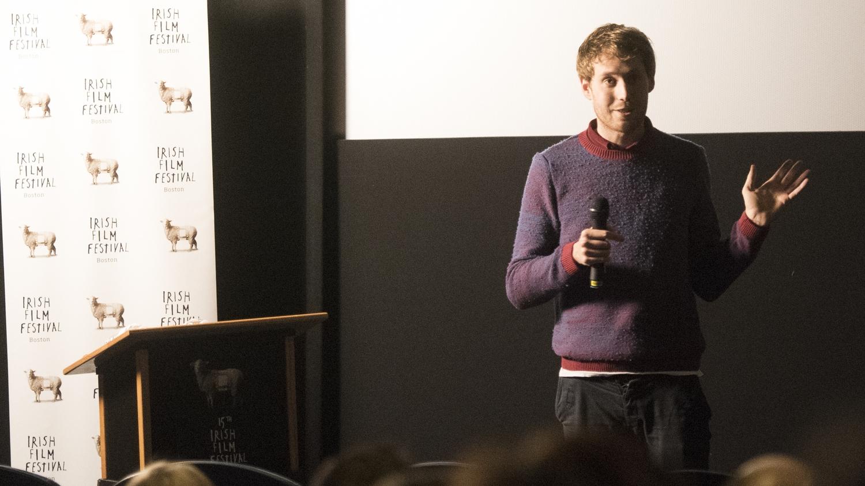 Director  Oisín  Bickley,  Bó