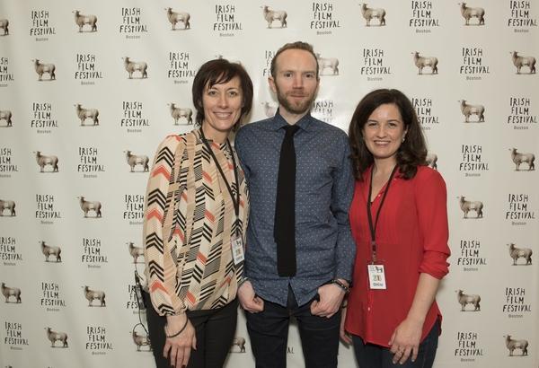 Dawn Morrissey, Mark Noonan, Siobhan Fanning