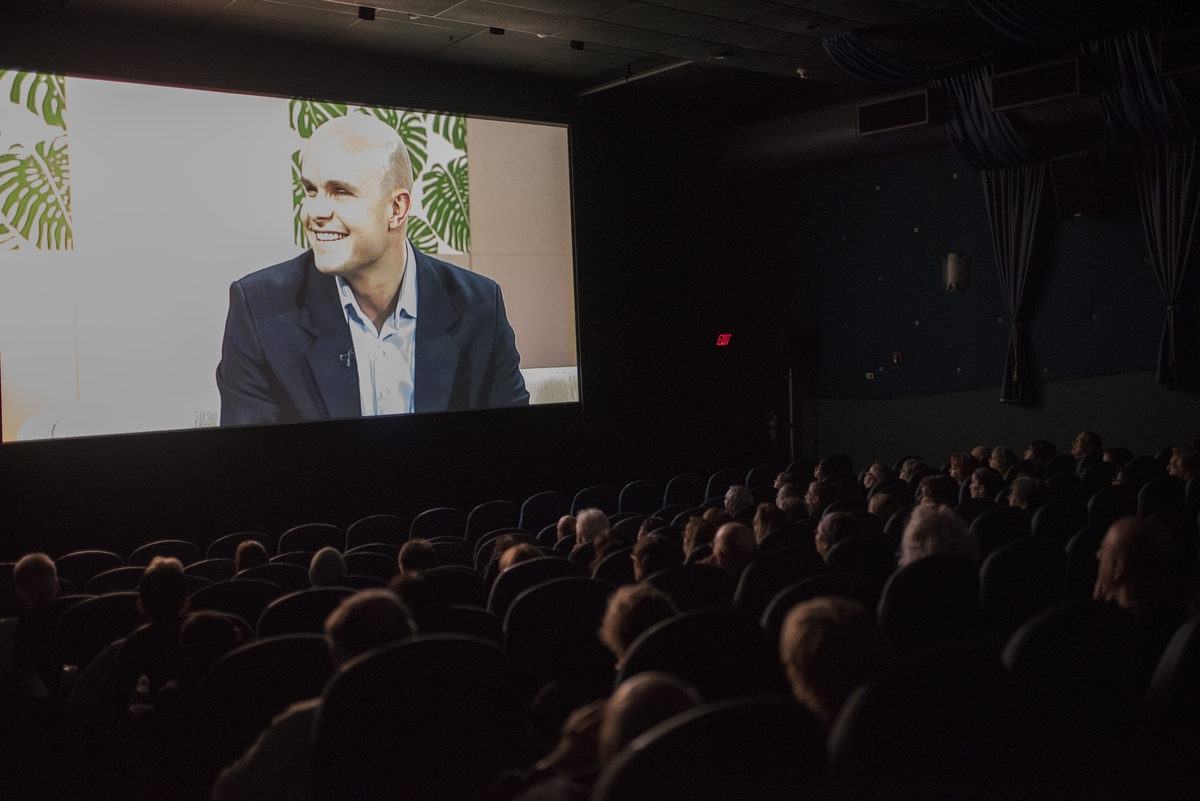 Full house for Unbreakable: The Mark Pollack Story