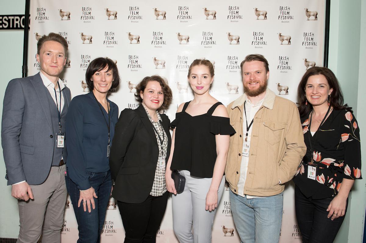 Dominic MacHale, Dawn Morrissey, Natasha Waugh,Seána Kerslake, Simon Doyle, Siobhan Fanning