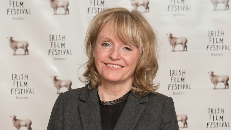 Emer Reynolds, Director,  The Farthest  (Global Vision Documentary Award Winner 2018)
