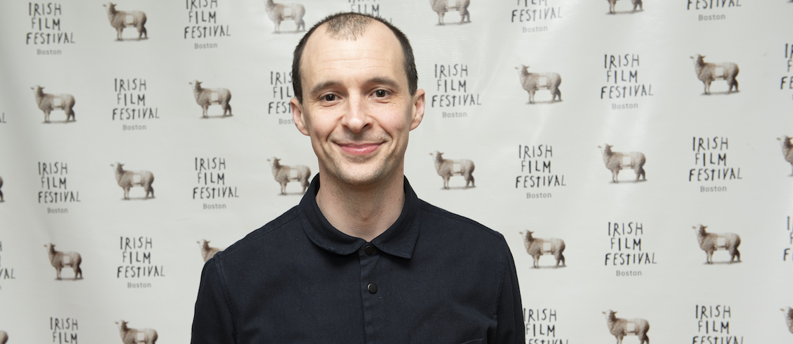 Actor Tom Vaughan Lawlor, MAZE