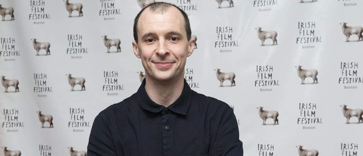 Actor Tom Vaughan Lawlor (MAZE)