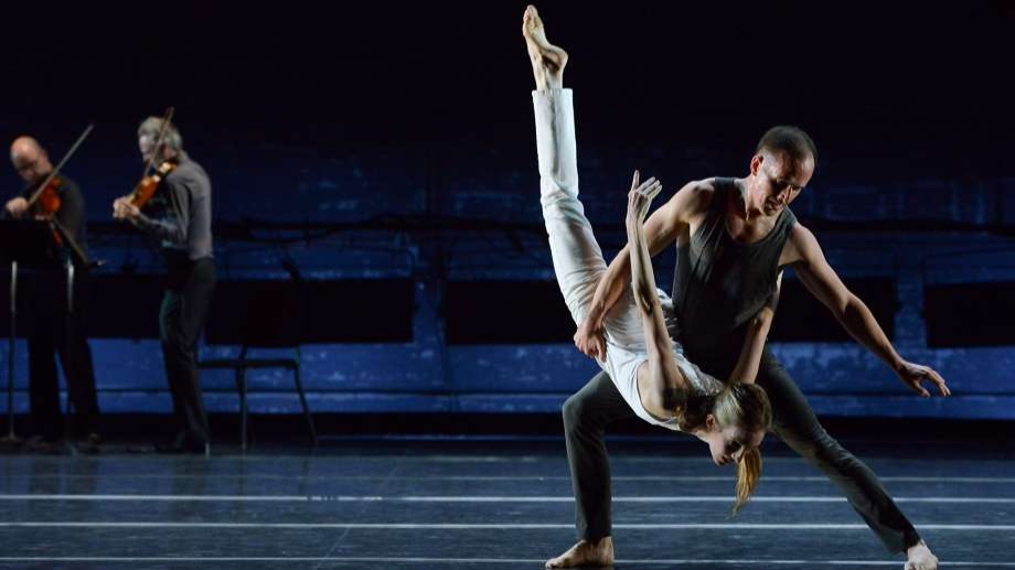 Wendy Whalen/brian brooks: some of a thousand words - a Joyce theater production - Read More