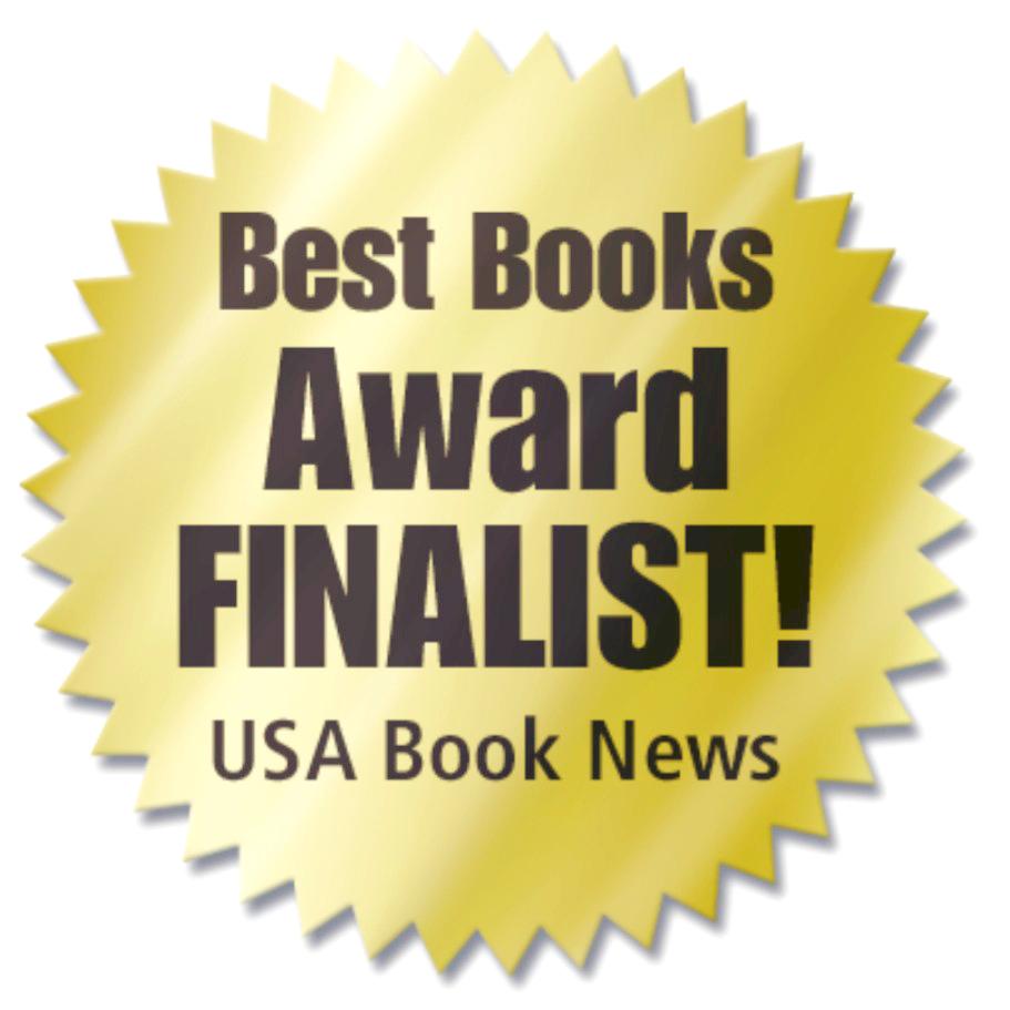 Best Book Award FINALIST! USA Book News - WriteGirl Books