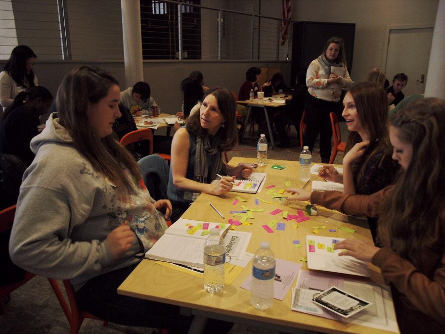 WriteGirl College Workshop