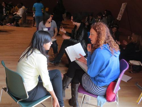 WriteGirl Songwriting Workshop