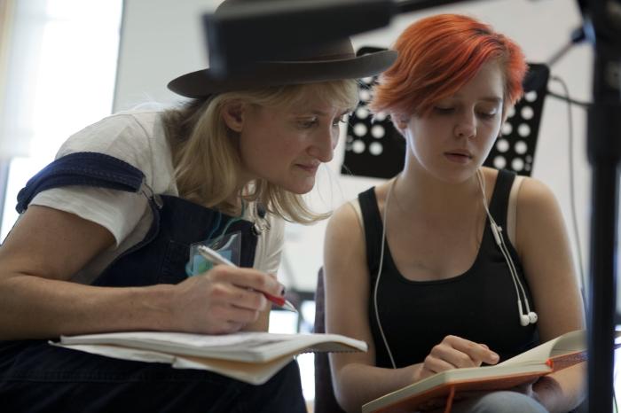 Jill Sobule working with a WriteGirl teen.jpg