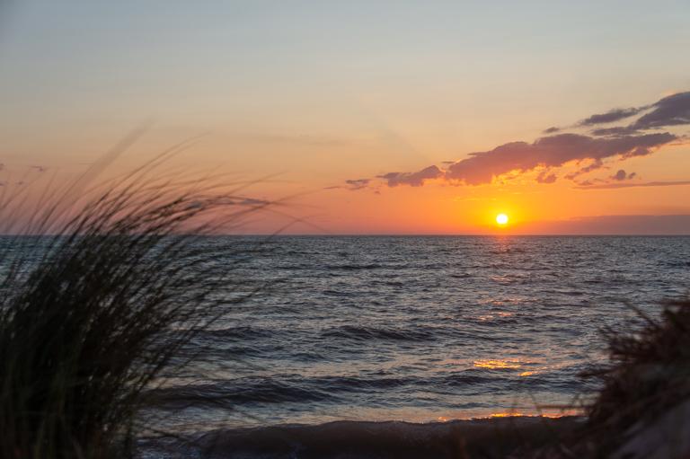 Empire Sunset