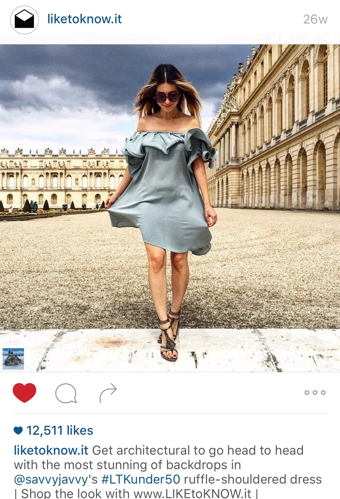 Like to Know It (RewardStyle) Instagram