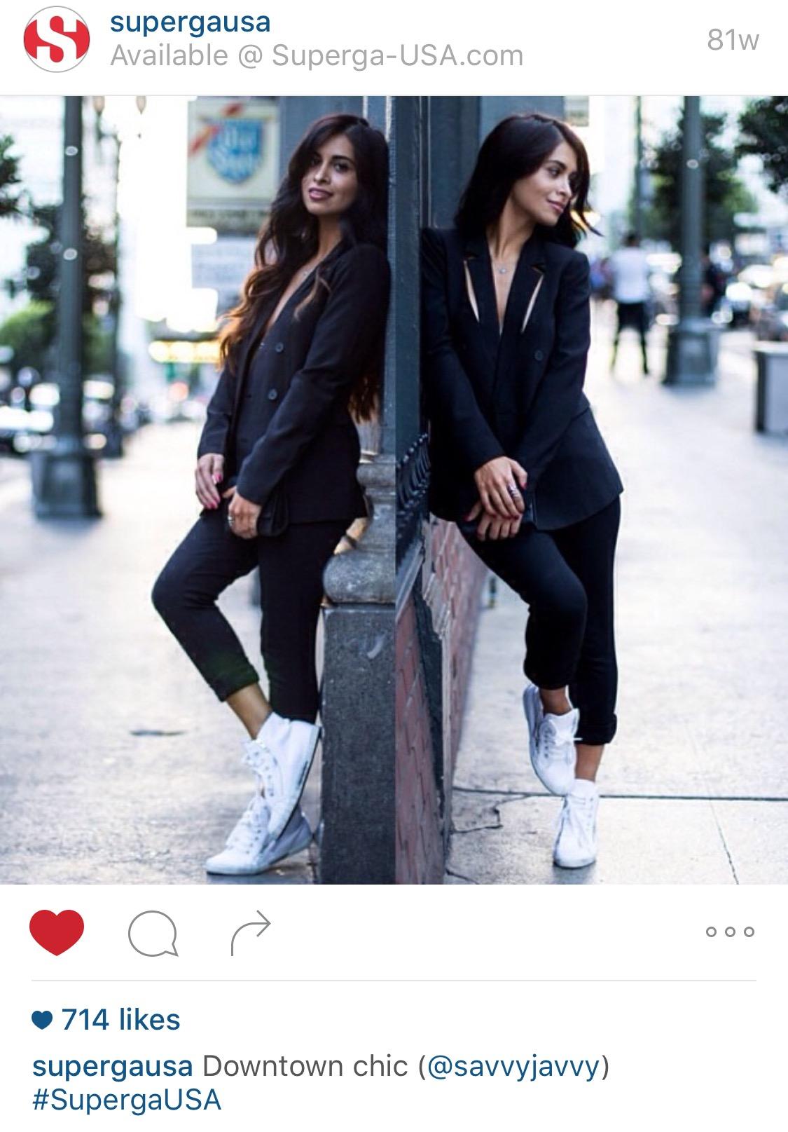 Superga Shoes Instagram