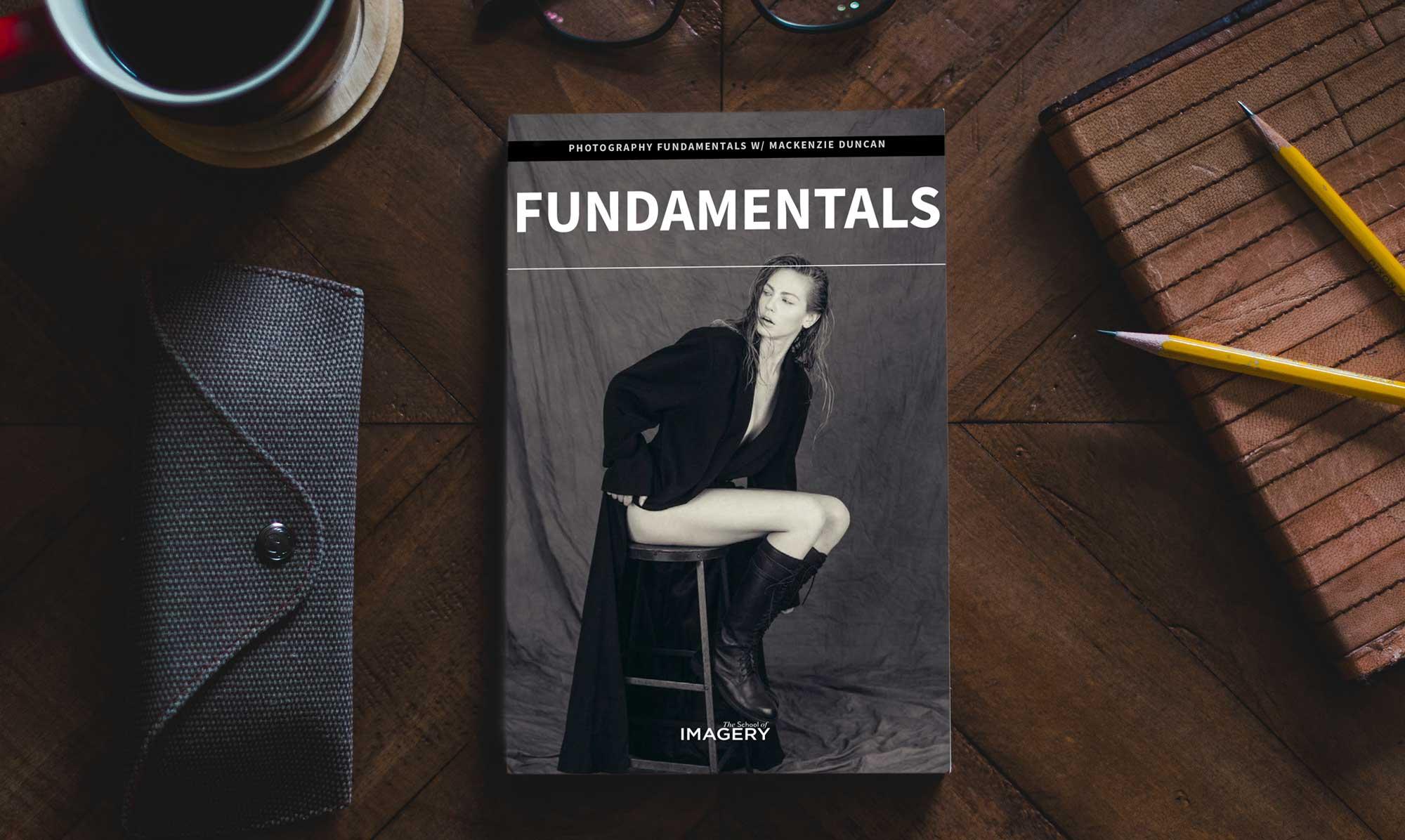 Photography Fundamentals E-BOOK -