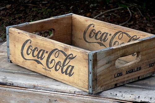 COCA-COLA BLACK LOGO - $10