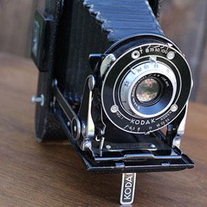 1937 KODAK SENIOR 620 - $20    MORE DETAILS & PICS...