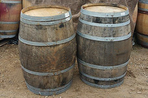 Wine Barrel Rentals Wedding